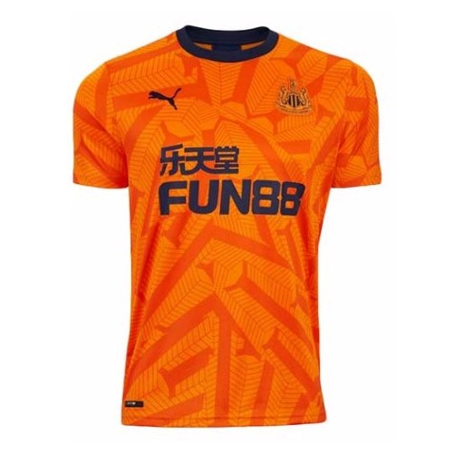 Camisetas Futbol Newcastle United 3ª 2019-2020