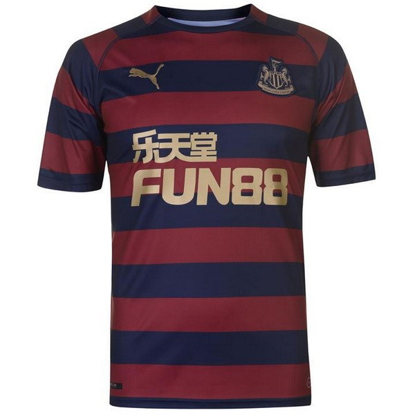 Camisetas Futbol Newcastle United 2ª 2018 2019 Rojo