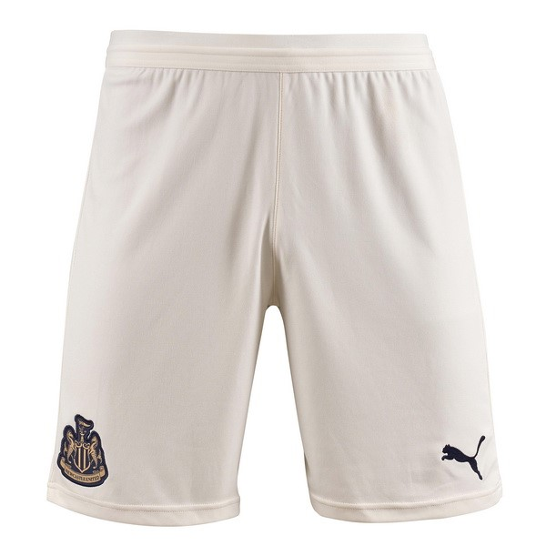 Pantalones Futbol Newcastle United 2ª 2018 2019 Blanco
